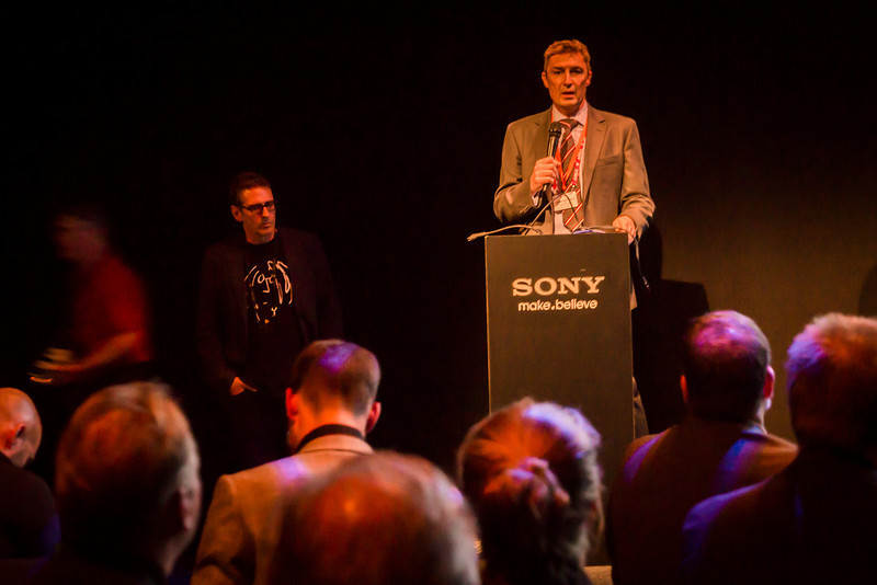 2013_09_13, Amsterdam, Band session, Brian Rothschild, Darren Whitehead, eu.lb.org, IBC 2013, JLETB, Netherlands, Sony, sony press event, student session