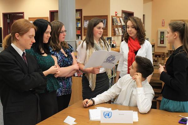 TRHS Model UN Conference