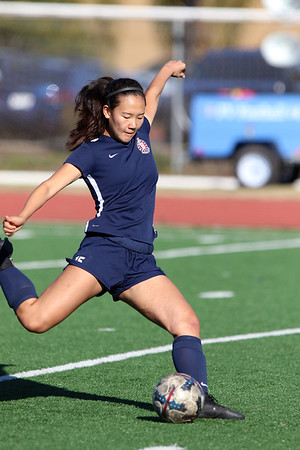 Beckman Girls Soccer Varsity Best of the West 12.15.18