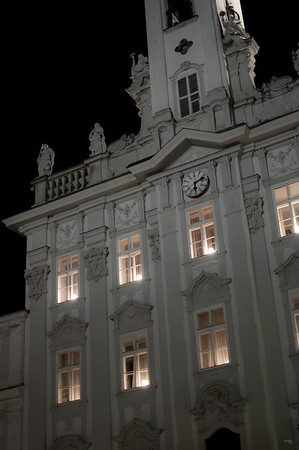 Nachtwächterführung Steyr (22.12.2011)