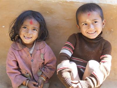 Nepal, children