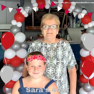 Sara's 40th Birthday