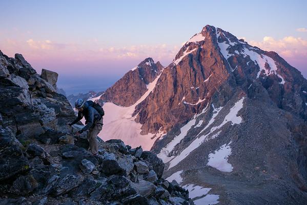 Teton Crest Trail - July 2014