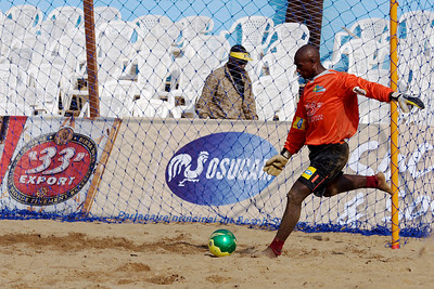 Douala Beach soccer tournament