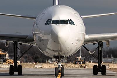 FedEx Airbus