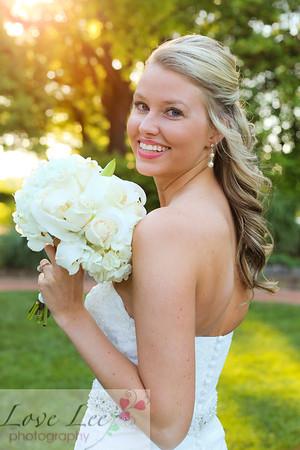 Courtney Bridal Peeks