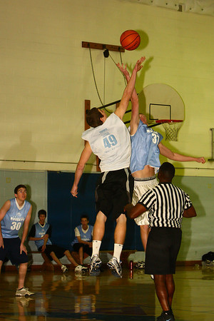 2010-2011 YMCA Basketball (Lavigne Team)