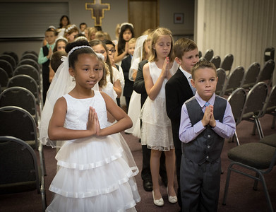 2016 1st Holy Communion OLA First Group