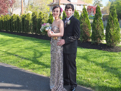 SHS Jr. Prom (Megan)