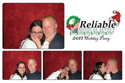 12-03 Reliable Medical Holiday Party