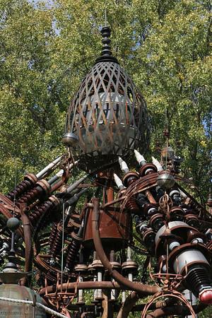 Dr. Evermor Sculptures