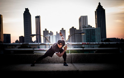 MIKE BRADSHAW - PERSONAL TRAINER - PROMO SHOOT