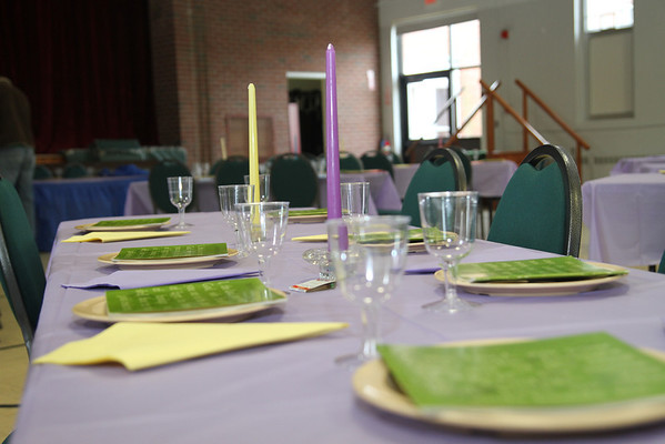 Sedar Supper  - Knights of Columbus Hampton
