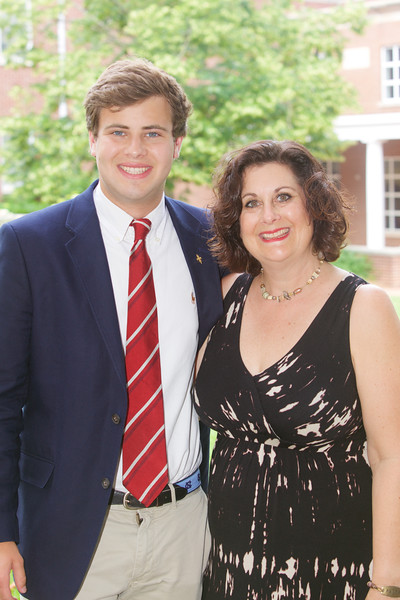 Mother Son Luncheon 2016