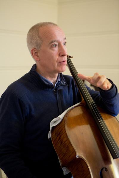 Gabe Lesson with Jean Michel Fonteneau April 13,2013