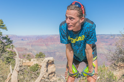 King of the Canyon - Jim Walmsley R2R & R2R2R FKT