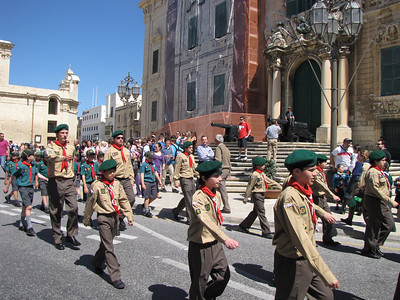Annual Parade 2011 - Sun 10th April 2011