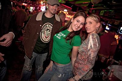 St. Patrick's Day 2010 at Jerry's Bait Shop 03.17.10