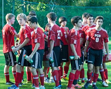 PCD Soccer 9/19 through 9/26