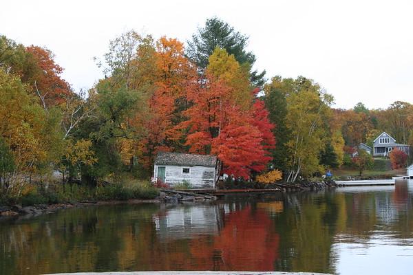 Day 7: Fairy Lake, Huntsville - 4 October 2006