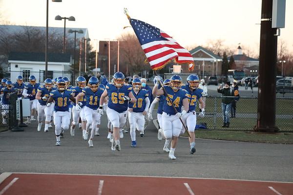 Varsity Football - Spring 2021