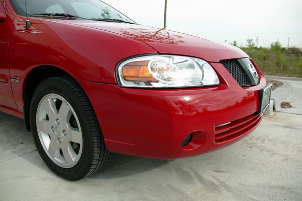 07 Nissan Sentra
