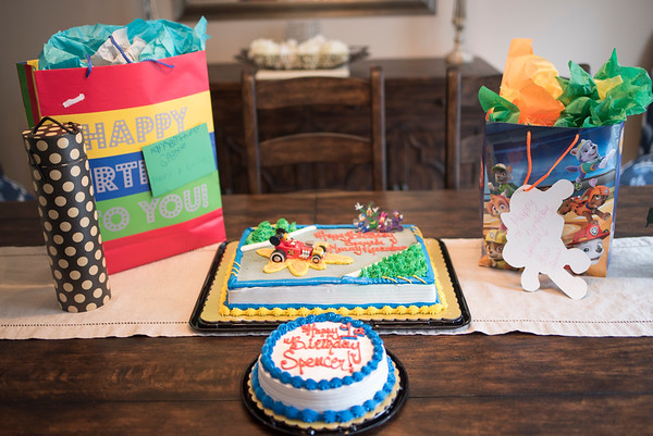 Spencer's First Birthday Extravaganza
