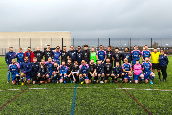 All Blacks FC V Supporting Charities FC 26-01-20