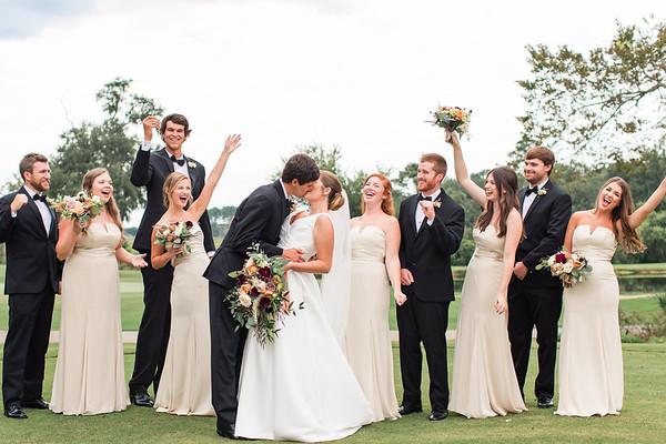 Patrick + Elizabeth | Pawley's Plantation Wedding