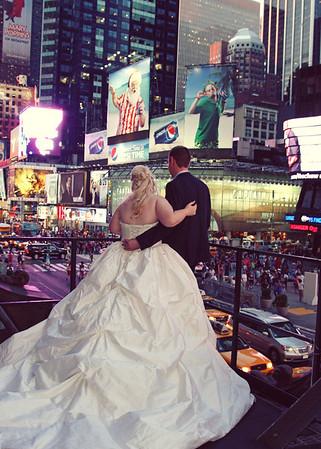 Matt and Mel - New York