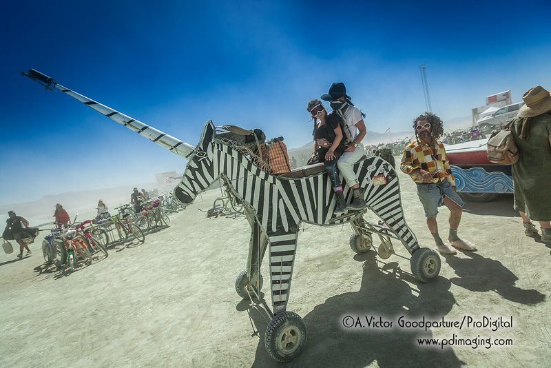 Another amazing art car.