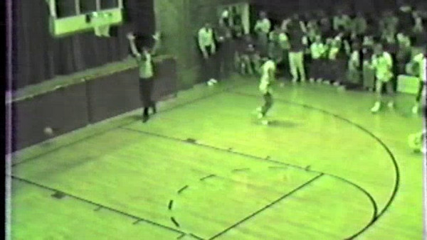 Joe Templin 3-pointer vs Switz City
