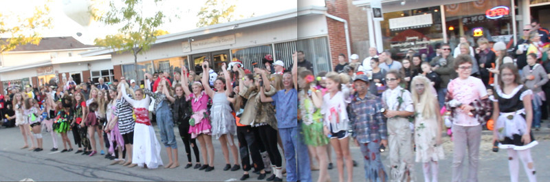 Thriller - Academy of Ballet @ Trick or Treat On Main Street