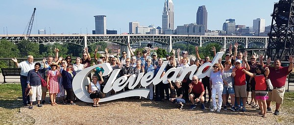 """Cleveland """"Come From Away"""" Tour • July 28-30, 2019"""
