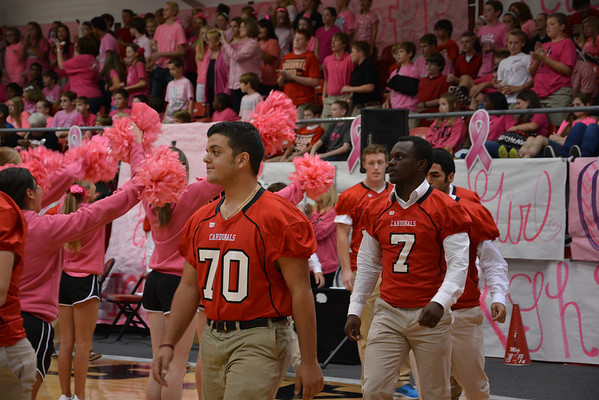 Pink Out 10.04.2013