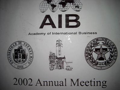 AIB 2002 Photos