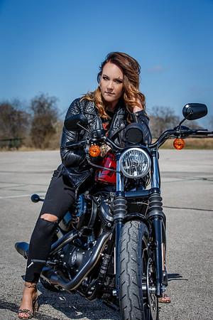 Harley and Heels