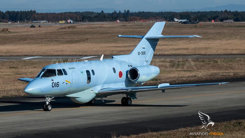 JASDF / Raytheon U-125A / 12-3016