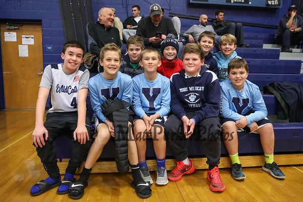 2018-12-15 York Boys Basketball vs Marshwood