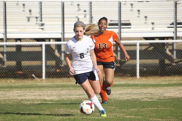 KHS Girls Soccer 4/9