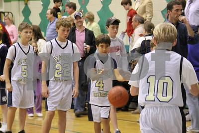 BSS Tournament St Peter's 5th vs 6th grade Boys 12-11-08