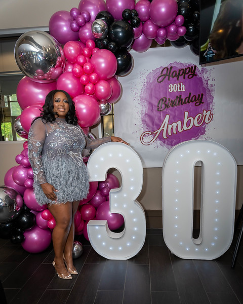 Amber's 30th Birthday Party