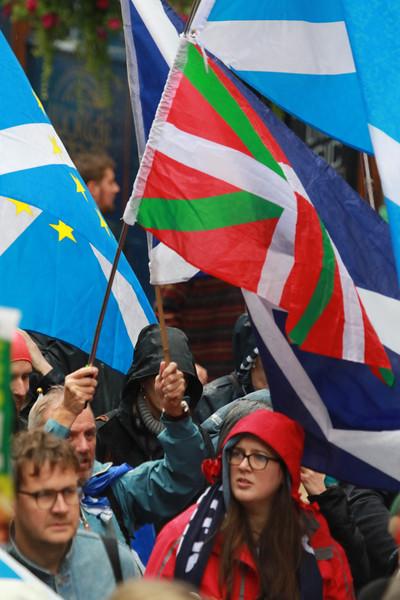 All Under One Banner March - Edinburgh
