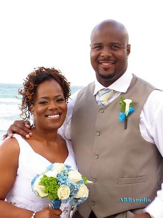 Tyra and Austin Wedding