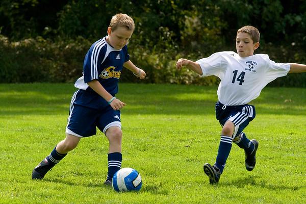 09-13-2008 Rocky Hill  vs Simsbury
