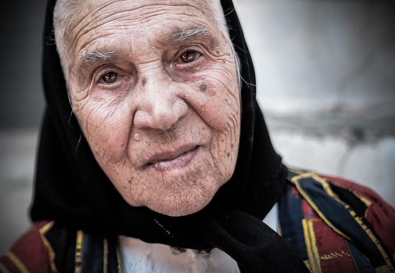 Sardinian Centenarian (2016. Desulo - Sardinia)