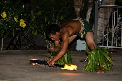 Hula Show - Shops at Mauna Lani
