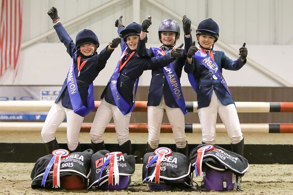 NSEA  Champs - Kelso, Morebattle, Earlston and Jed Schools