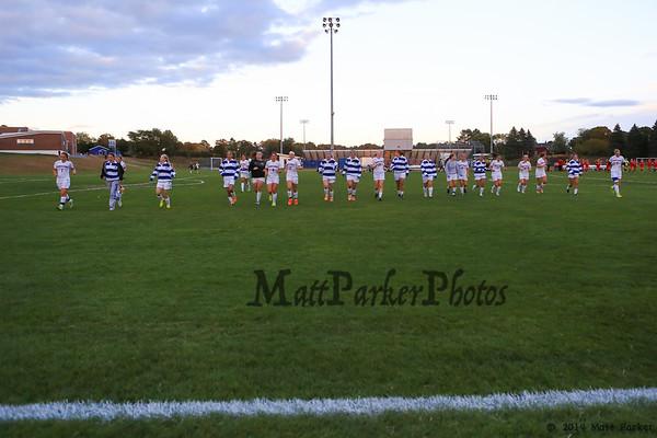 2014-10-10 WHS GV Soccer vs Spaulding