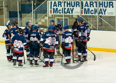 Game 19 Flyers v Demons